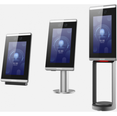 Face recognition terminal for Swing Barrier