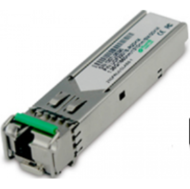 1.25G SFP module 20KM, Single Fiber (Receiver)